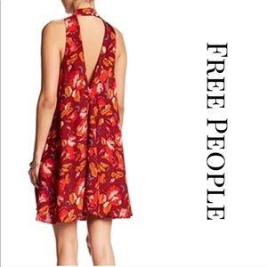 NWT | Free People | Mock Neck Slip Dress